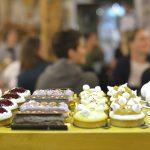 Pâtisseries de Cédric Pilloud (plus jeune médailler coupe du monde de pâtisseries)